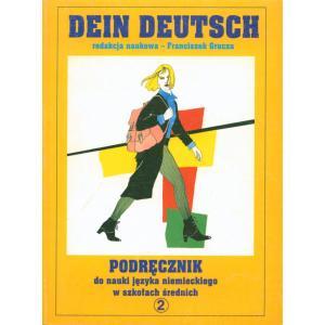 Dein Deutsch II LO(podr+ćwicz+sł)