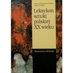 Leksykon sztuki polskiej XX wieku