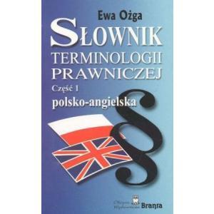 Słownik Polsko-Angielski Terminologii Prawniczej
