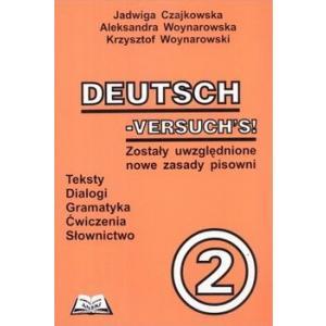 Deutsch Versuchs 2