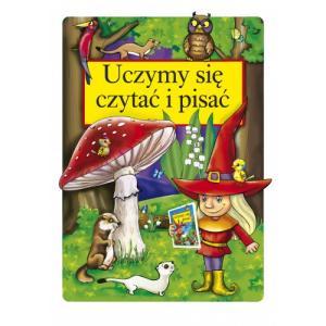 Uczymy się czytać i pisać. Klimkiewicz, Danuta. Opr. miękka