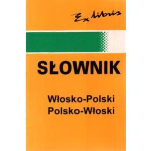 Słownik Włosko/Polsko/Włoski - Ex Libris