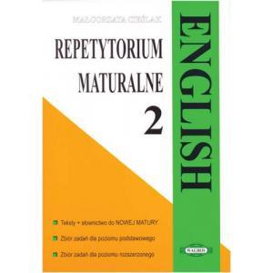 ENGLISH. Repetytorium Maturalne 2