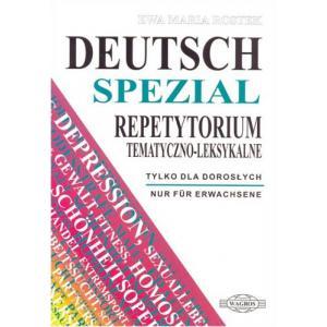 Deutsch Spezial. Repetytorium tematyczno-leksykalne OOP