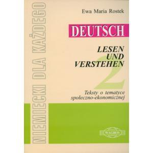Deutsch Lesen und Verstehen 2