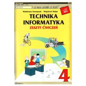 Technika Informatyka 4 Zeszyt Ćwiczeń