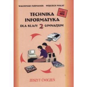 Technika Informatyka 2 Zeszyt Ćwiczeń