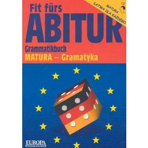 Fit furs Abitur Grammatikbuch