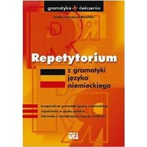 Repetytorium z gramatyki języka niemieckiego IDEA