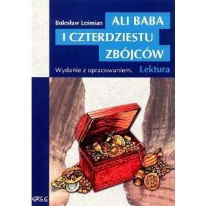Ali Baba i czterdziestu zbójców z opracowaniem
