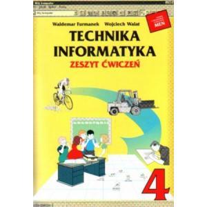 Technika Informatyka SP KL 4. Ćwiczenia