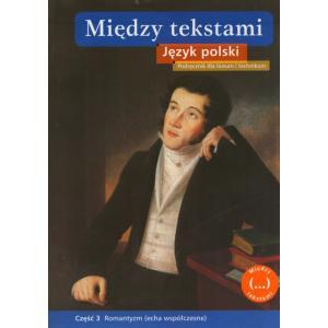 Między tekstami j.polski cz. 3 Romantyzm