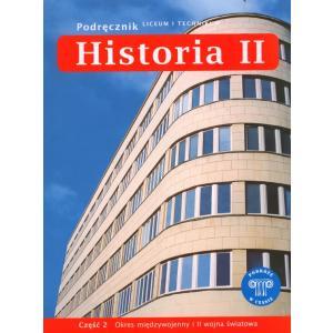Historia Liceum i Technikum kl. 2 cz. 2 podręcznik