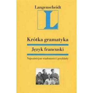 Język Fr.Krótka Gramatyka