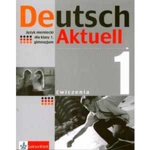 Deutsch Aktuell 1 ćwiczenia