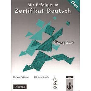Mit Erfolg zum Zertifikat Deutsch. Ćwiczenia