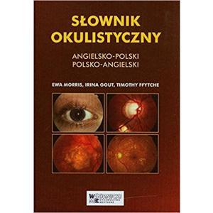Słownik Okulistyczny Angielsko-Polsko-Angielski
