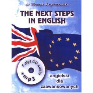 The Next Steps in English + CD