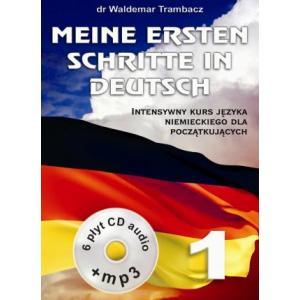 Meine Ersten Schritte in Deutsch 1 + CD
