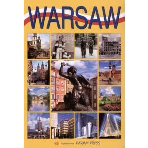 Warszawa - Warsaw. Wersja Angielska