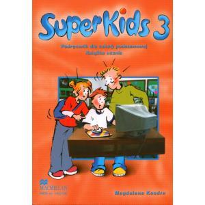 SuperKids 3.   Podręcznik + CD
