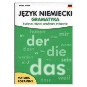 Język Niemiecki Gramatyka. Budowa, Użycie, Przykłady, Ćwiczenia