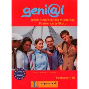 Genial 3 (B1). Podręcznik