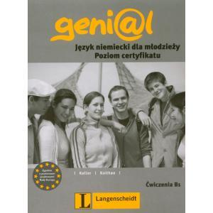 Genial 3 (B1) ćwiczenia