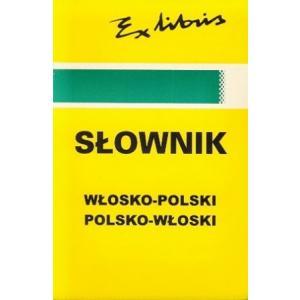 Ex libris słownik włosko-polski polsko-włoski miękki