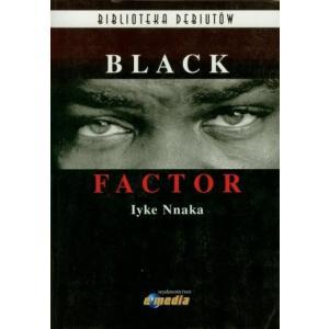 Biblioteka debiutów. Black factor