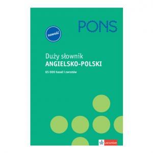 PONS. Duży słownik angielsko-polski