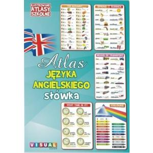 Atlas języka angielskiego. Słówka