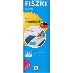 Fiszki OOP. Język niemiecki. Biznes