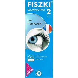 Fiszki OOP. Język francuski. Słownictwo 2
