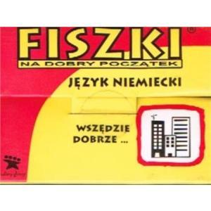 """Fiszki OOP. Mini Niemieckie nr 5 """"Wszędzie dobrze..."""""""