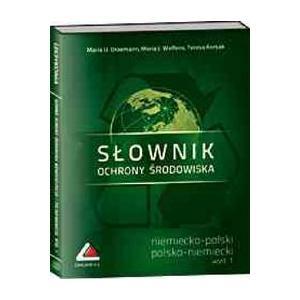 Słownik Ochrony Środowiska Niemiecko-Polsko-Niemiecki na CD