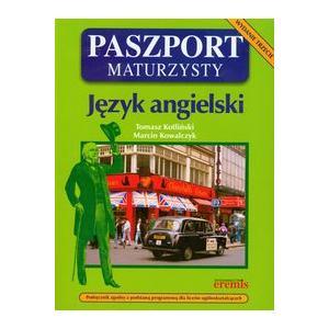 Paszport maturzysty. Język angielski + CD