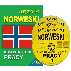 Język Norweski dla planujących podjęcie pracy +CD