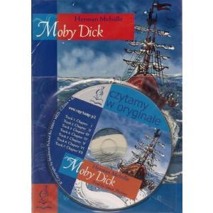 Czytamy w ooryginale. Moby Dick. Readers + ćwiczenia + CD