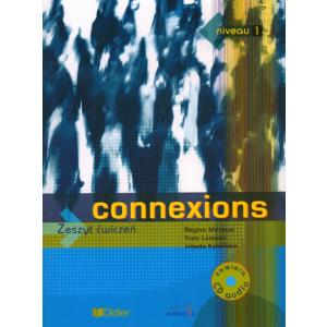 Connexions 1 ćwiczenia + Audio CD