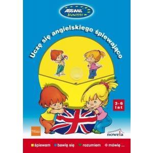 Uczę Się Angielskiego Śpiewająco + CD (3-6 Lat)