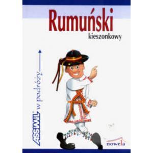 Rumuński Kieszonkowy w Podróży