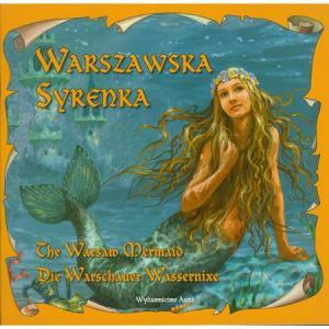 Warszawska Syrenka wydanie polsko-angielsko-niemiecka