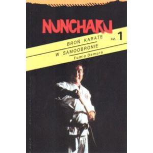 Nunczaku Broń Karate w Samoobronie