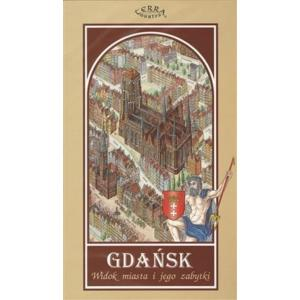 Gdańsk. Widok miasta i jego zabytki