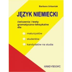 Język niemiecki ćwiczenia i testy gramatyczno-leksykalne