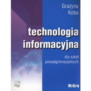 Technologia Informacyjna LO Podręcznik OOP