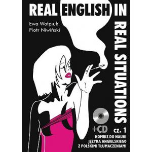 Real English in Real Situations. Cz.1+Audio CD