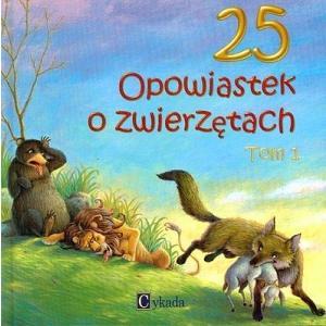 25 opowiastek o zwierzątkach 1