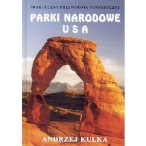 Parki Narodowe USA. Oprawa twarda